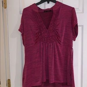 HeartSoul ruffled blouse